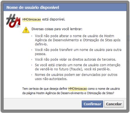 URL - Facebook